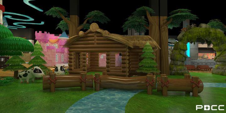 平湖儿童主题乐园一期_经典案例-pdcc完美设计
