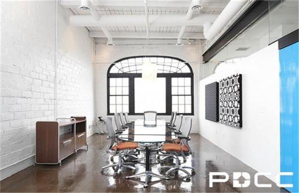 办公室装修樱桃木饰板面面观