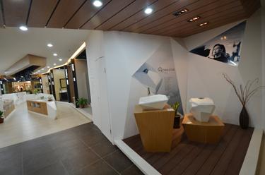 和成卫浴办公室装修