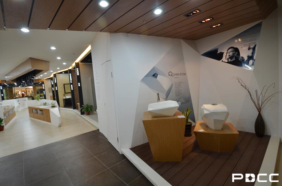 和成卫浴办公室装修4