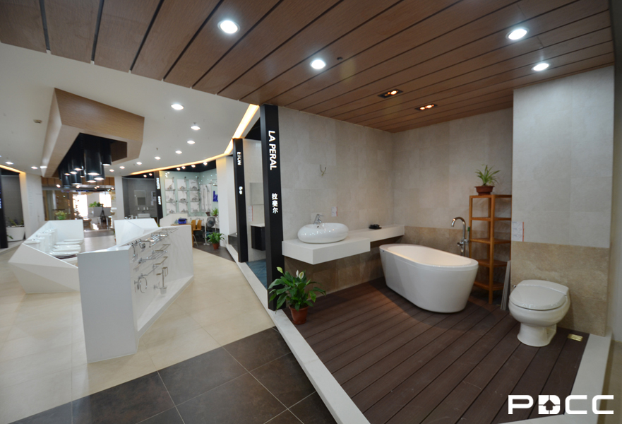 和成卫浴办公室装修6
