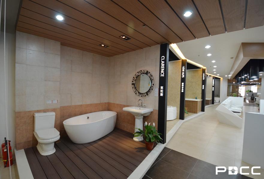 和成卫浴办公室装修7