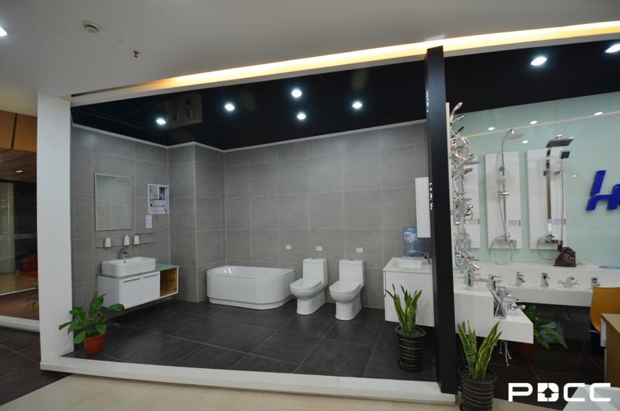 和成卫浴办公室装修10