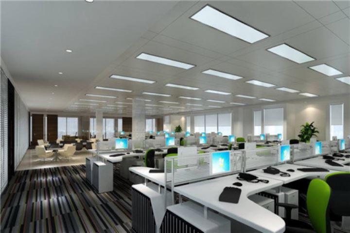 办公室装修:小照明,大知识