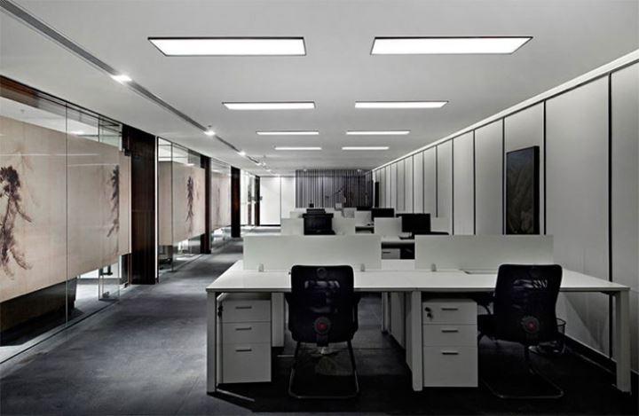 办公室装修三大原则
