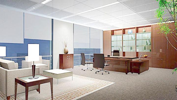 为什么要进行办公室装修?