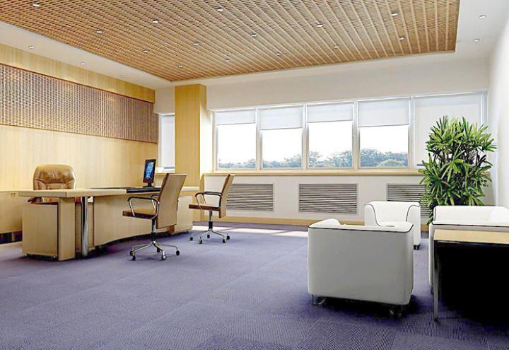 如何提升办公室装修level?