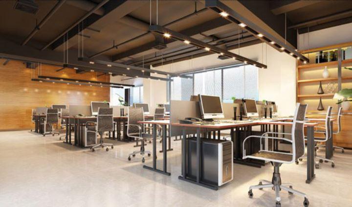 """办公室装修,也是个""""面子工程"""""""