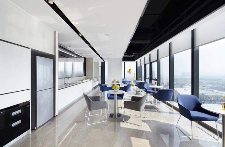 上海办公室装修:书中自有黄金屋