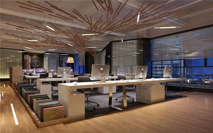 """上海办公室装修,如何装得""""小而美""""?"""