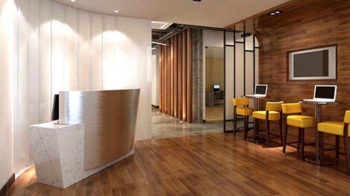 具有现代感的上海办公室装修是怎么样的?