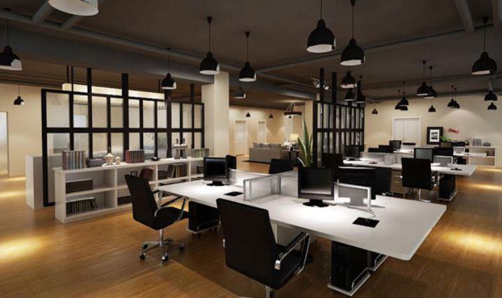 常见的现代办公室装修风格设计类型