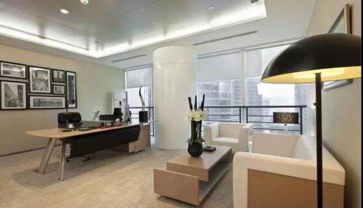 办公室装修混搭应该注意什么?