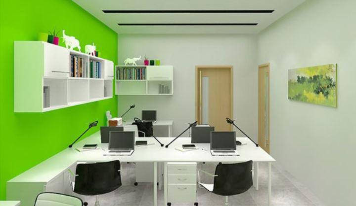 上海办公室设计之小型办公室