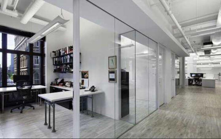 现代简约型风格办公室设计