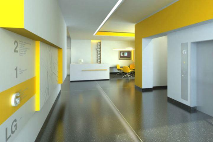 现代风格的办公室设计特点有哪些