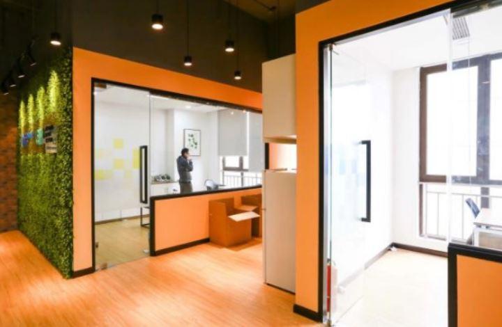 简洁舒适,谈小型IT办公室的装修设计