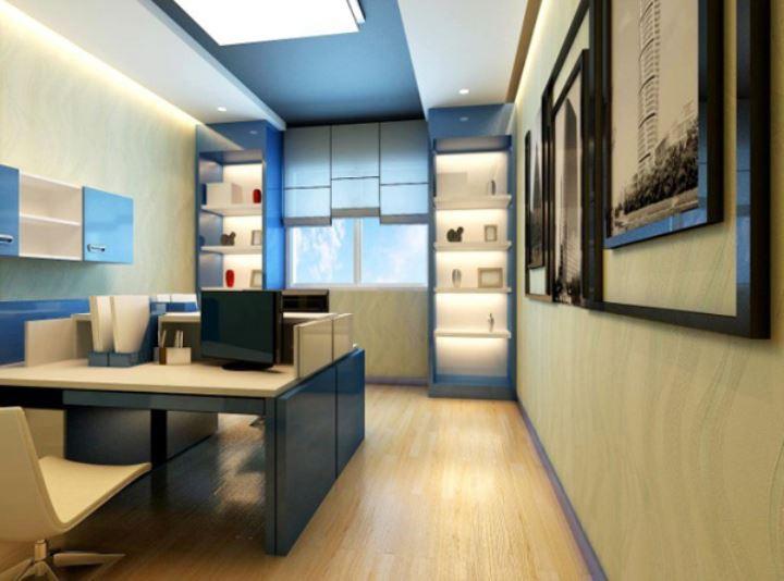 办公室设计之办公空间业务分类