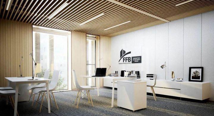 现代办公室装修的一些基本原则
