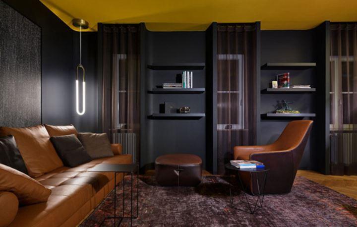色彩搭配在现代办公室装修中的妙用
