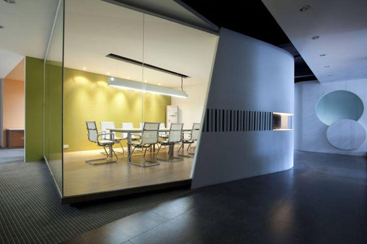 小型办公室现代风格设计要注意哪些