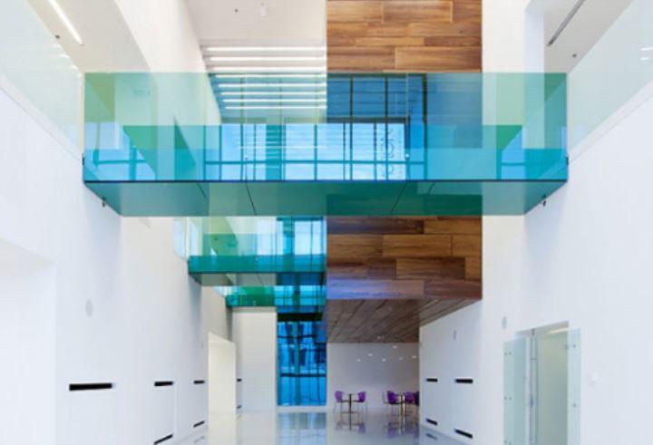 办公室装修之玻璃选择