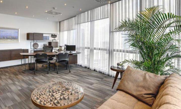现代简约风办公室设计的魅力