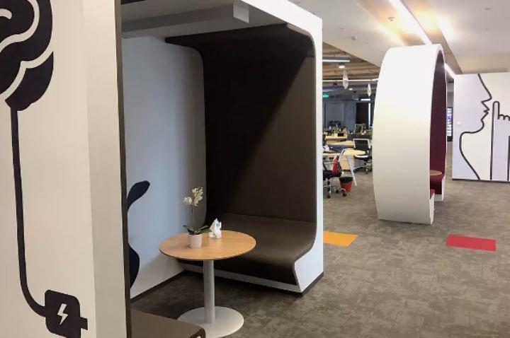 现代办公室设计有哪些讲究