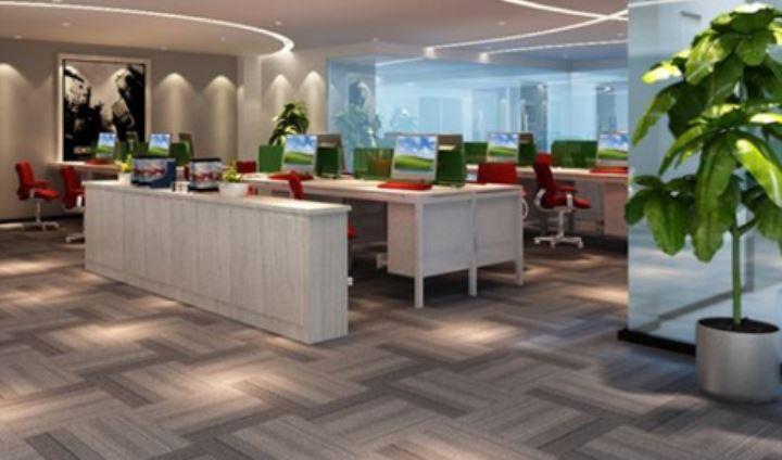 现代办公室装修设计的三个层次