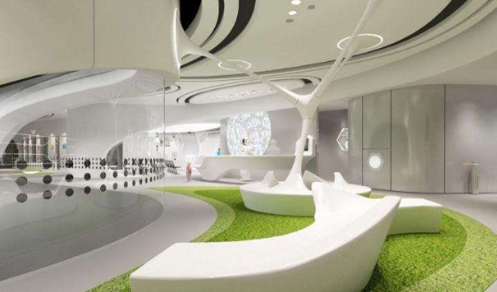 现代办公室装修设计的三个重要环节