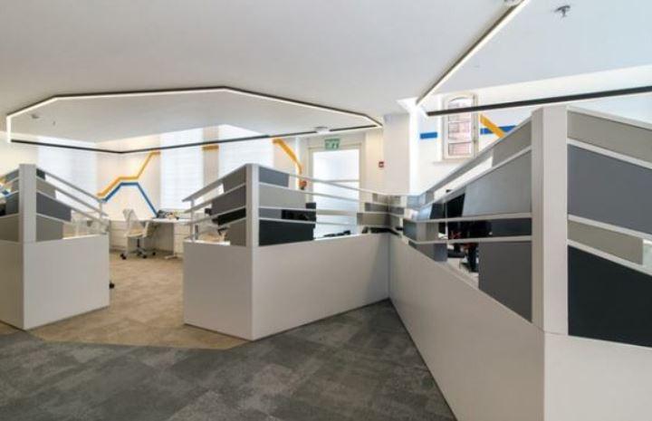 创意型办公室设计有哪些特点