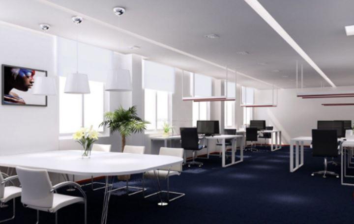 现代办公室设计的空间感有哪些