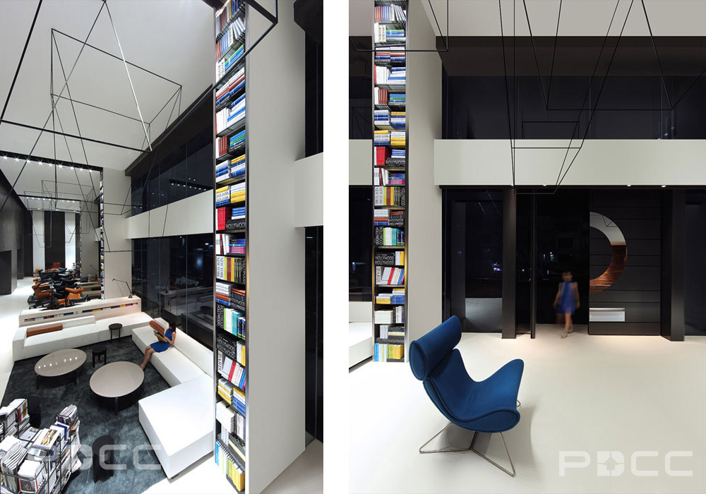 艺术时代办公室装修2