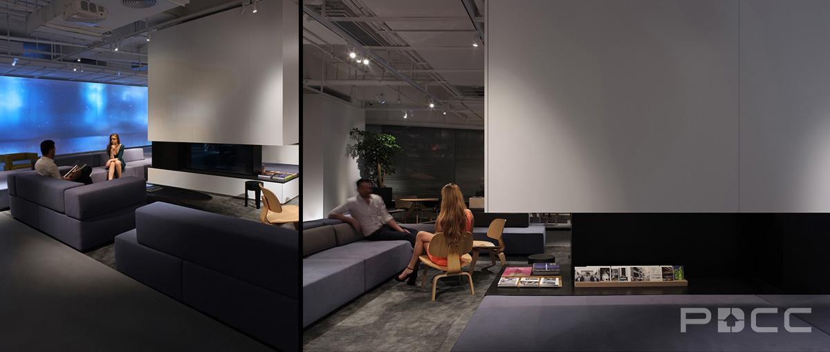 科技之光办公室装修办公室装修10