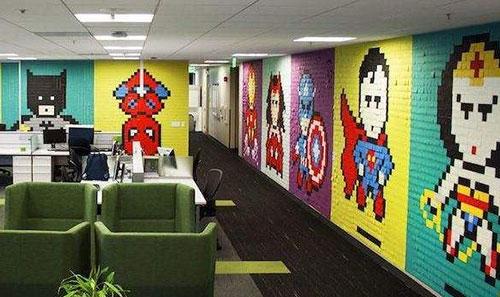 外企办公室设计有哪些特点