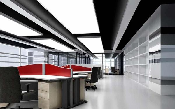 办公室设计你更钟情哪种样式
