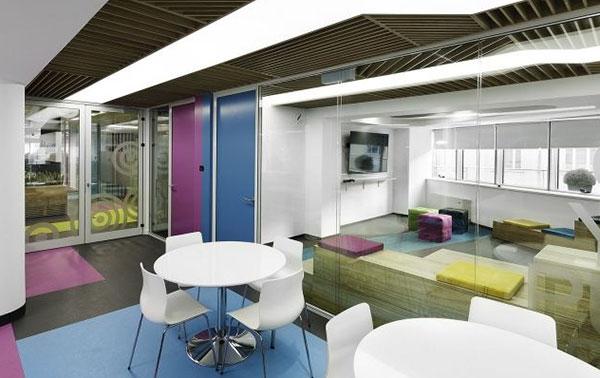 现代办公室设计的五大特征