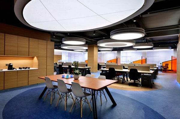四款主流的办公室设计