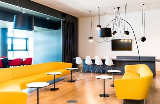 这三招让你的办公室设计更具时尚感