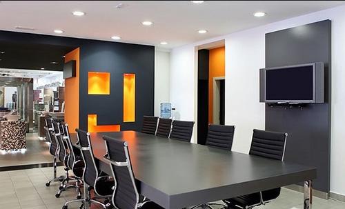 办公室装修之企业特征
