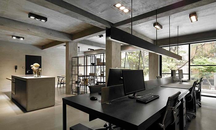办公室装修之创意理念