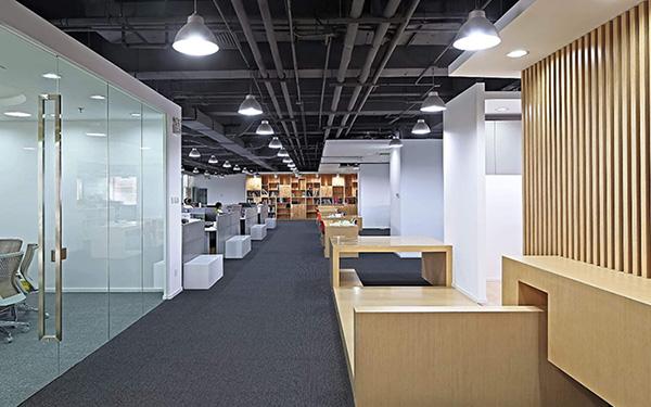办公室装修之精致简约风格