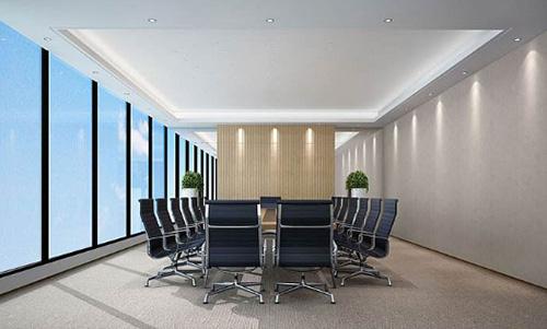 现代简约的办公室装修让你爱不释手