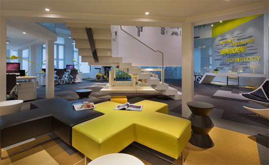 办公室设计之时尚设计