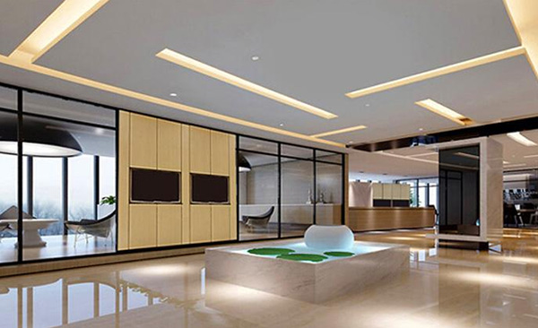 大、中、小型企业的办公室装修分别要注意哪些