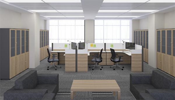 办公室设计如何实现空间的最大化利用