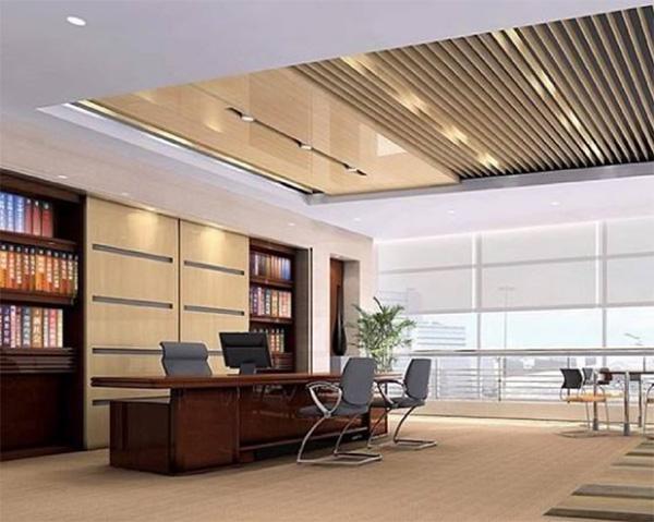 办公室装修如何选择地板基材