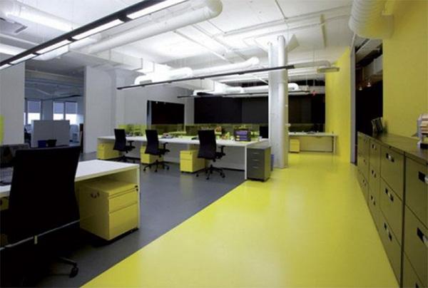 办公室设计中颜色选择和搭配的相关因素