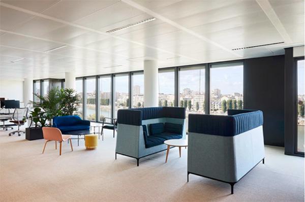 聊一聊办公室设计中的光线问题