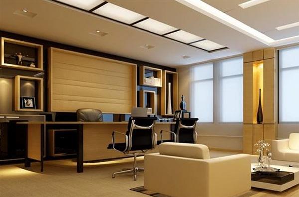 进行办公室设计,办公桌该如何布局